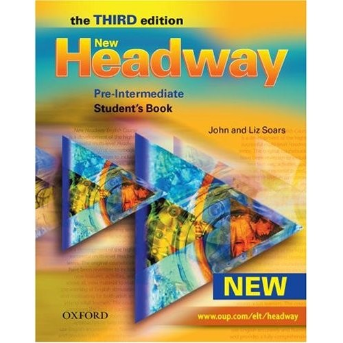 New Headway Pre-Intermediate 3rd Edition